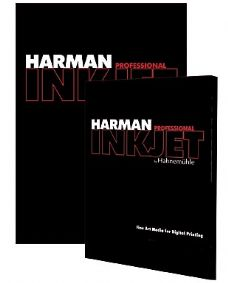 Harman Matt Cotton Textured 300gsm A4 5 sheets
